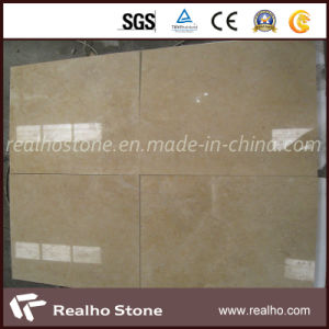 Jerusalem Gold/Golden Sinai/Antique Gold Marble Tile for Floor and Wall pictures & photos