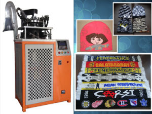 High Speed Fashion Cap and Scarf Knitting Machinery pictures & photos
