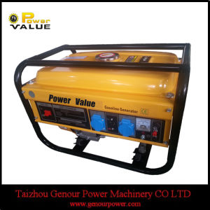 Hot Design China 2.5kw 2.5kVA Generator Electric for Household pictures & photos