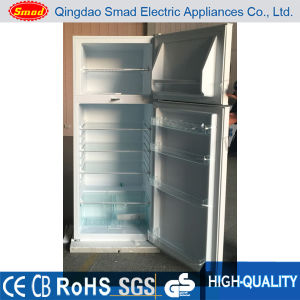 Double Door Refrigerator Freezer for Home Use with CE CB pictures & photos
