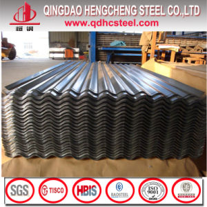 Hot-DIP Galvanized Steel Corrugated Type of Roofing Sheets pictures & photos