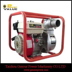 2 Inch Wp20X with Oil Alert CE Gasoline Engine Pump pictures & photos