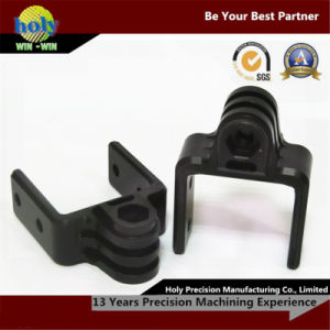 Black Plastic CNC Machining Electronic Component pictures & photos