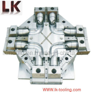 ODM Custom Plastic Pipe Fitting Injection Mould pictures & photos