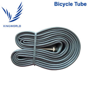 Butyl Rubber 700c Bicycle Tubes with 60mm Valve pictures & photos
