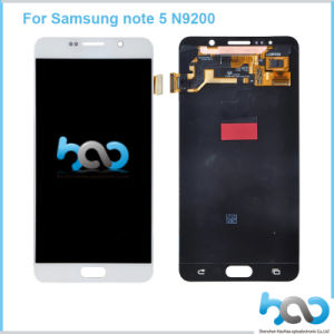 Best Price Mobile Phone LCD for Samsung Note5 Touch Display