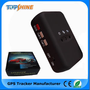 Personal GPS Tracker Mini Sos Two Way Communication 1900 mAh pictures & photos