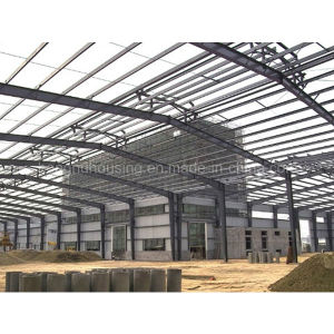 Cost-Saving Easy Assembly Ready Made Prefab Warehouse/Workshop China pictures & photos