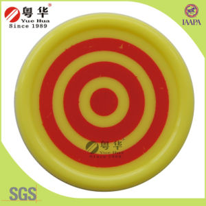 High Quality Custom Yellow Plastic Coins pictures & photos