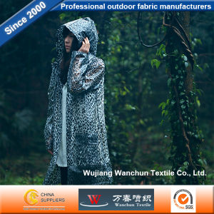 420d Oxford PVC Fabric Waterproof for Poncho Cloth pictures & photos