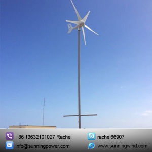 Small Wind Turbine Generator for Boat (MINI-5-400W -24V) pictures & photos