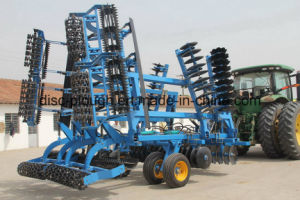 Field Cultivator, Harrowing Leveling Grading, Crumbling, Compacting Machine pictures & photos