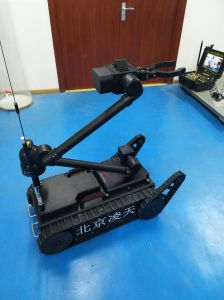 Eod Robot Er3 Flexible Operated on Explosive Ordance Disposal pictures & photos