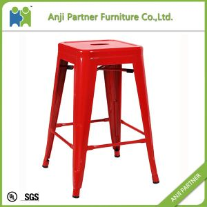 High Quality Elegant Modern Designer Swivel Bar Stool (Kalmaegi) pictures & photos
