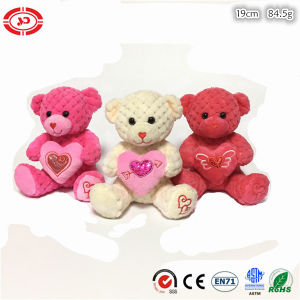 Animal Doll Soft Plush Valentines Teddy Bear Stuffed Sitting Toy pictures & photos