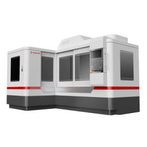 3 Axis CNC Boring Machine with Milling Capacity (ZJA13-1610)