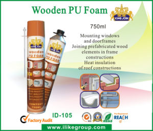 Expanding PU Foam Spray (ID-101) pictures & photos