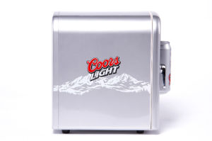 Portable Mini Fridge 4liter DC12V, AC100-240V with Cooling and Warming for Car, Office, or Home Use pictures & photos