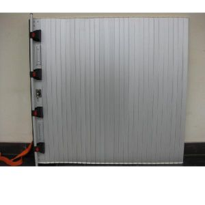 Aluminium Security Silver Roller Shutter pictures & photos