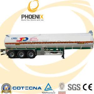 Cimc 42m3 Aluminum Alloy Edible Oil Tanker pictures & photos