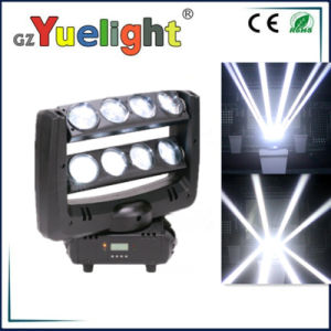 Disco LED White Spider Moving Head Beam Light pictures & photos