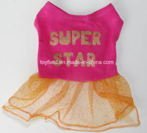 Dog Clothes Skirt Printing Clothing Costumes Pet Clothes pictures & photos