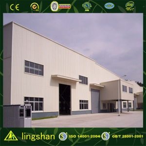 Construction Design Steel Structure Warehouse pictures & photos