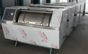 Industrial Commercial Horizontal Washer for Hotel/ Hospital/ Laundry Shop pictures & photos