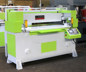 Automatic Parallel-Moving Precision Four-Column Rubber Cutting Press (XYJ-3/50) pictures & photos
