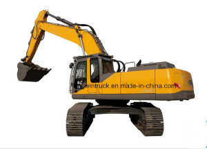 China Brand 46tons Pay Loading Crawler Excavator