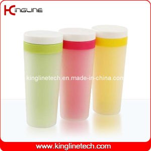 300ml Double Wall Plastic Cup Lid (KL-5007) pictures & photos