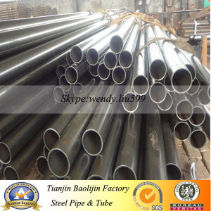 Black Metal Steel Round Tubing for Chair pictures & photos