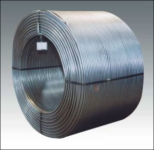 Calcium Silicon Metal Alloy Cored Wire Wire/Casi Cored Wires pictures & photos