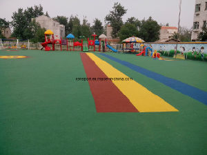 Rubber Chip for Children′s Playground pictures & photos