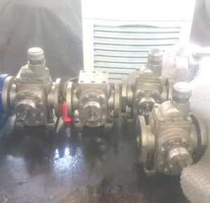 Stainless Steel Head of Ycb Gear Pump pictures & photos