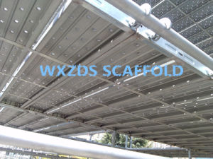 Zds Steel Plank / Walk Board/Deck/Platform Scaffolding/Scaffold pictures & photos