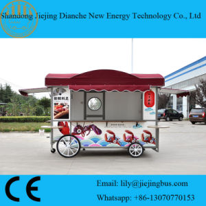 Jiejing Dianche Street Cart Food Sales Hot pictures & photos