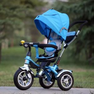 China Wholesale Kids Tricycle Baby Stroller pictures & photos