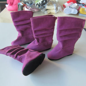 Custom Cute Mini Boots Doll Shoe pictures & photos