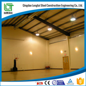 Steel Structure Sports Center Building pictures & photos