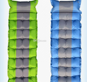 Outdoor Camping Mat Automatic Inflatable Mattress pictures & photos