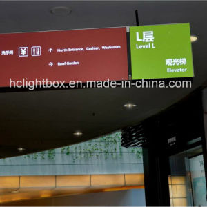 LED Direction Signage Light Box pictures & photos