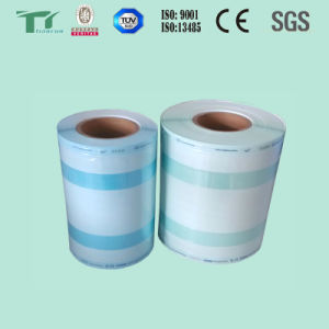 Heat Sealing Gusset Sterilization Pouch Roll / Reel