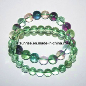 Fashion Natural Crystal Fluorite Bracelet pictures & photos