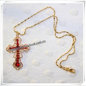New Arrial Gold Plated Fashion Necklace 2014 (IO-an067) pictures & photos
