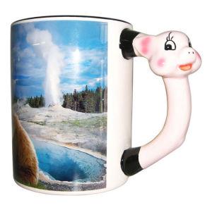 Animal Ceramic Mug-Pig