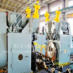 Steel Drum Making Machine Edge-Curling Machine/Seaming Machine/Crimping Machine pictures & photos