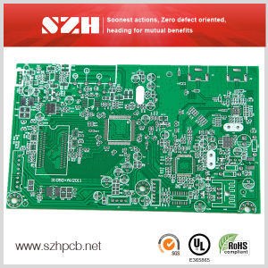 2 Layers HASL PCB Rigid Circuit Board pictures & photos