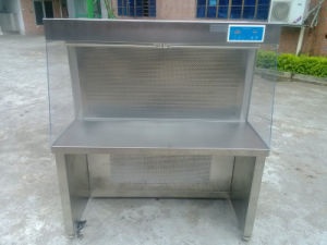 Horizontal Clean Bench Laminar Flow Hood pictures & photos