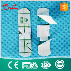 Waterproof Adhesive Plaster, Surgical Plaster, Wound Plaster 72*19mm pictures & photos